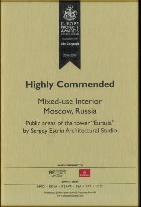 International Properties Awards Eurasia